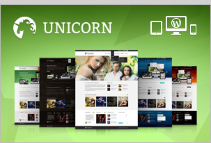 Unicorn - Multipurpose Retina Ready WP Theme