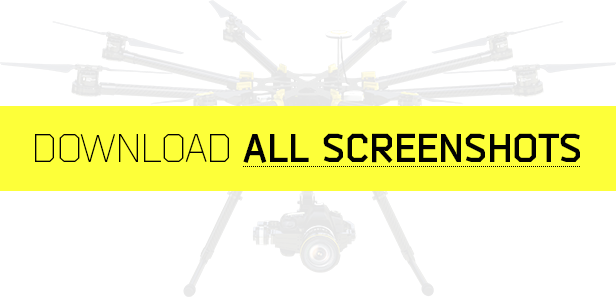 Download X-Copter PSD Template