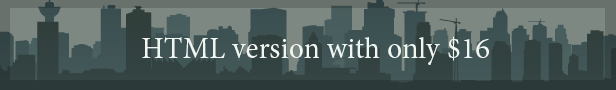 Citilights real estate html template
