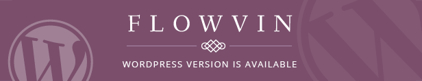FlowVin WordPress version