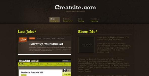creatsite