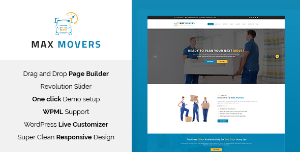 Agile - Building & Construction PSD Template - 12