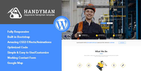 Agile - Building & Construction PSD Template - 48