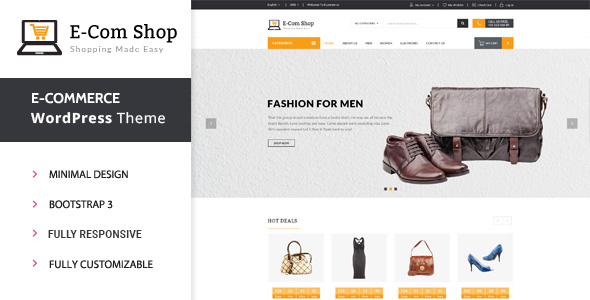 Wooland - eCommerce Shopping PSD Template - 61
