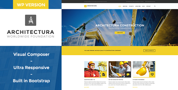 Agile - Building & Construction PSD Template - 74