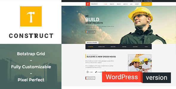Agile - Building & Construction PSD Template - 73