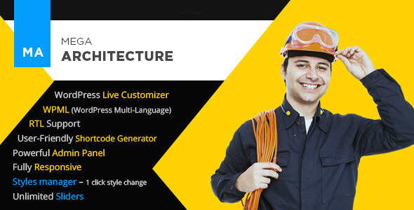 Agile - Building & Construction PSD Template - 78