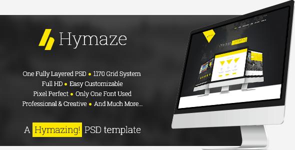 Hymaze - PSD