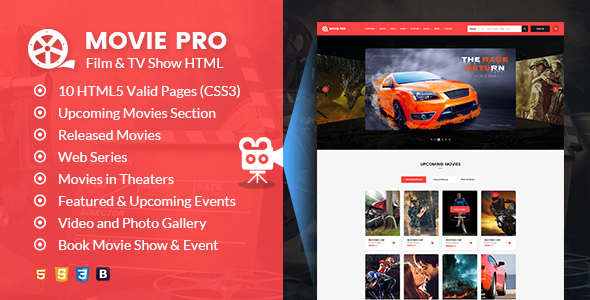 The Billtro - Construction PSD Template - 3