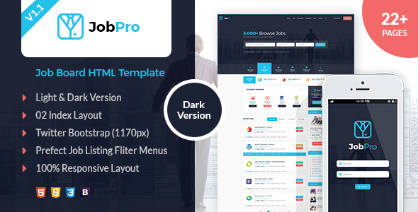 The Billtro - Construction PSD Template - 9