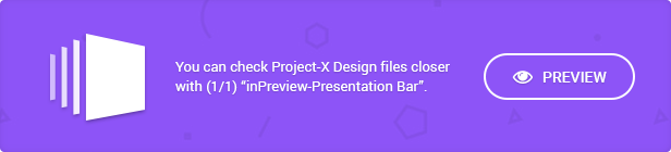 Project—X Presentation Template for Envato Authors - 1