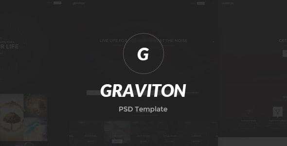 Graviton PSD Template