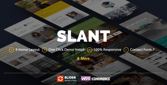 Ellie Creative PSD Template - 3
