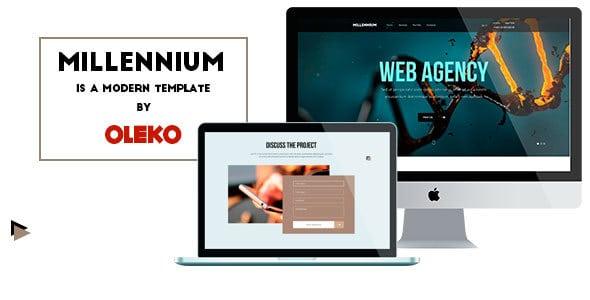 Millennium - web agency