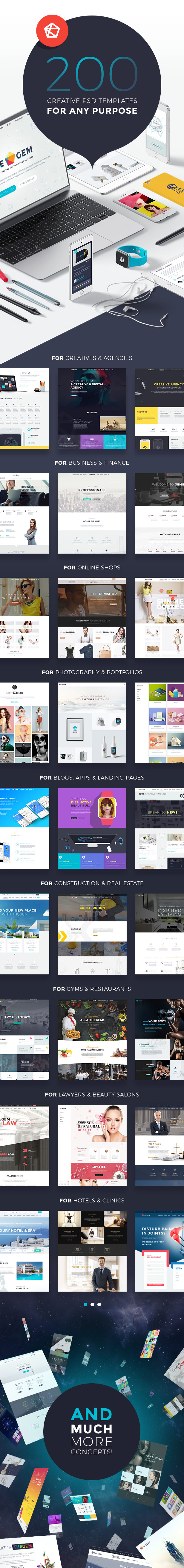 TheGem - Creative Multi-Purpose PSD Template - 2