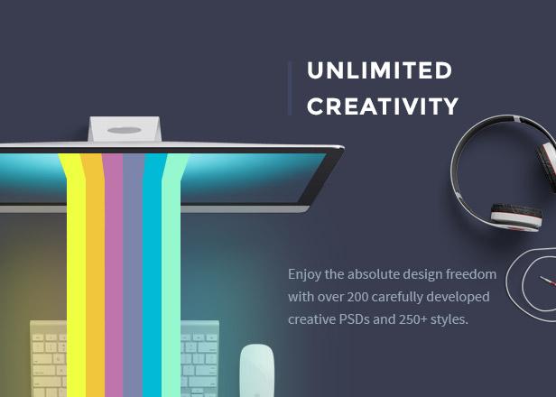 TheGem - Creative Multi-Purpose PSD Template - 4