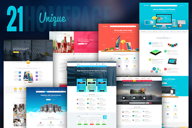 amazing homepage
