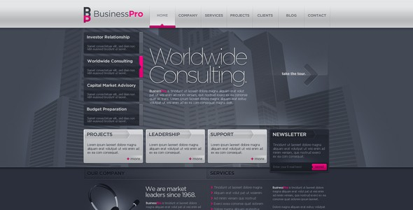 Business Template #10