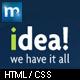 idea Business Shop Blog Template HTML - ThemeForest Item for Sale