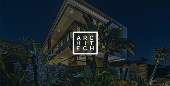 Architech PSD Template