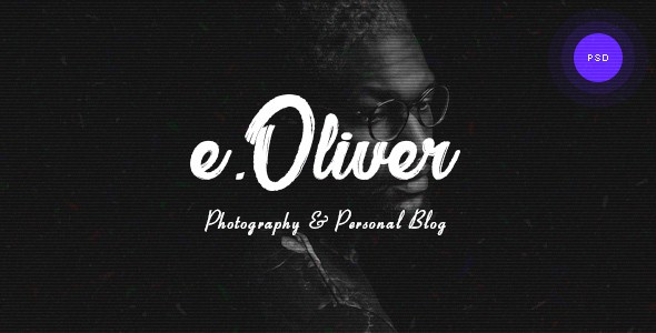 Oliver – Photography & Personal Blog